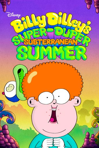 Watch Billy Dilley's Super-Duper Subterranean Summer