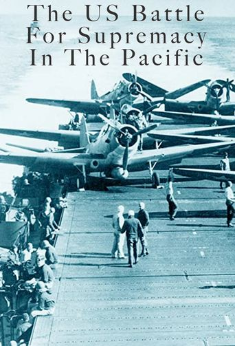 The US Battle For Supremacy In The Pacific Poster