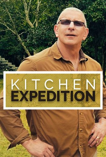 Kitchen Expedition Poster