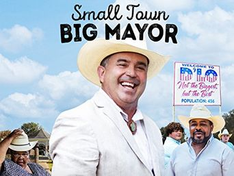 Small Town Big Mayor Poster