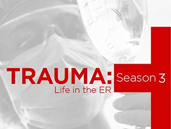 Trauma: Life in the E.R. Poster