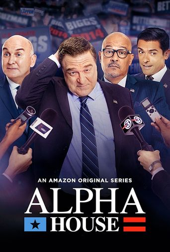 Watch Alpha House