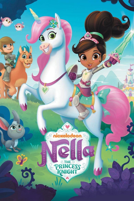 Nella the Princess Knight Poster