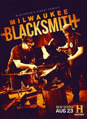 Milwaukee Blacksmith Poster