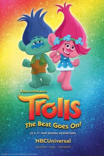 Watch Trolls: The Beat Goes On!