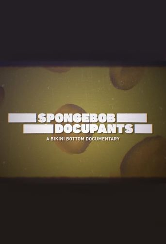 SpongeBob DocuPants Poster