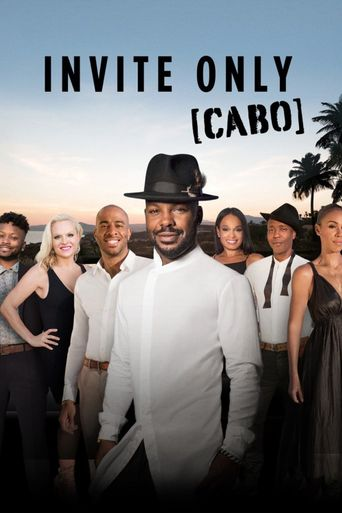 Invite Only Cabo Poster