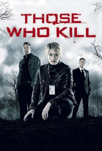 Those Who Kill Poster