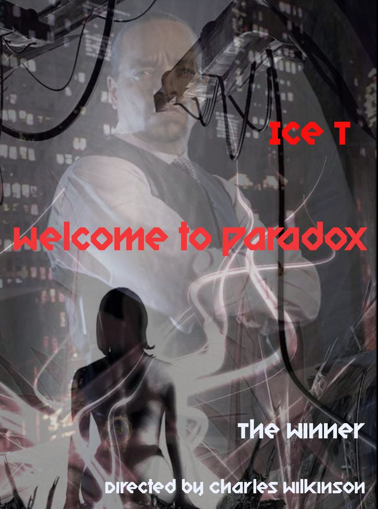 Welcome to Paradox Poster
