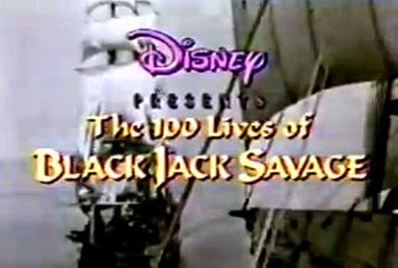 The 100 Lives of Black Jack Savage Poster
