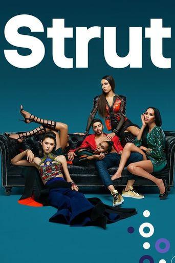 Strut Poster