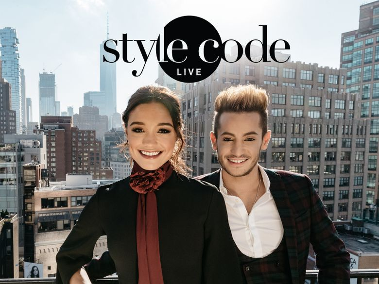 Style Code Live Poster