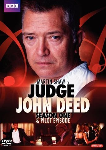 Judge John Deed Poster