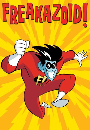 Watch Freakazoid!
