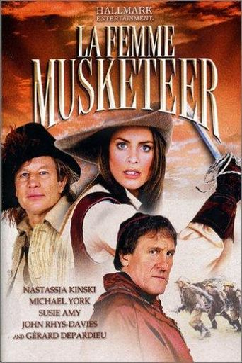 La Femme Musketeer Poster