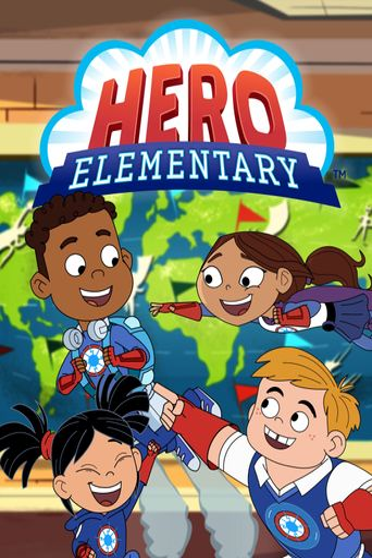 Hero Elementary Poster