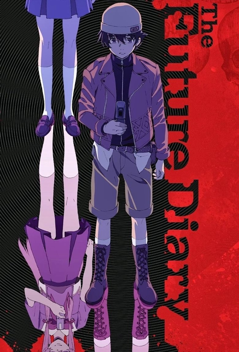 The Future Diary Poster