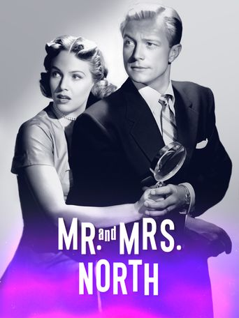 Mr. & Mrs. North Poster