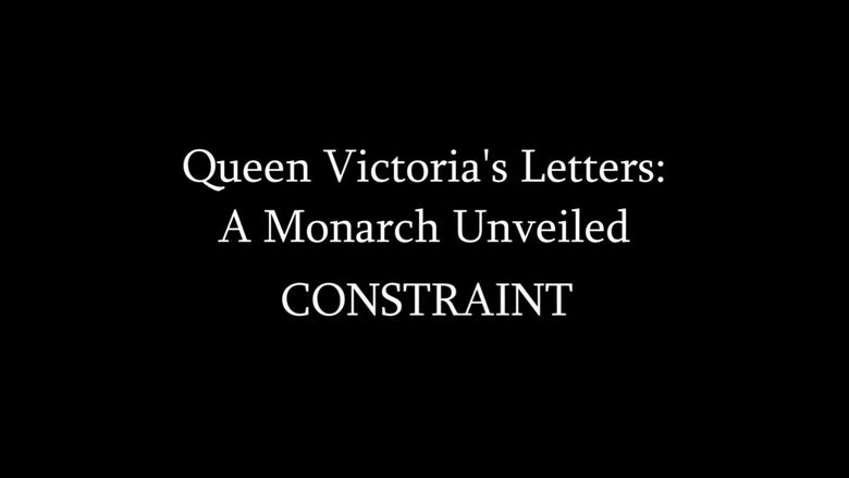 Queen Victoria's Letters: A Monarch Unveiled Poster