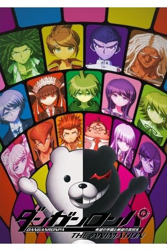 Watch Danganronpa: The Animation