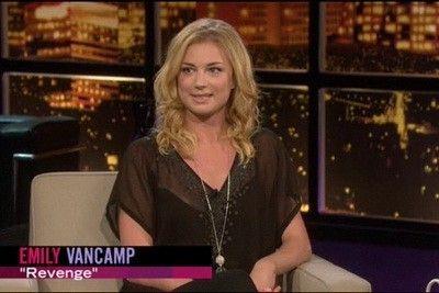 Season 05, Episode 147 Emily VanKamp