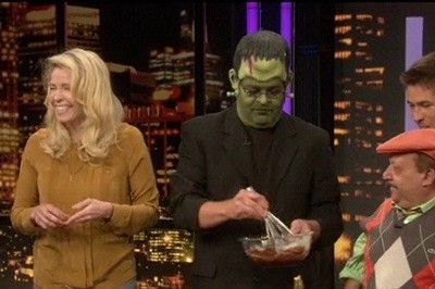 Season 05, Episode 162 Halloween cooking with Chef Roy Handler