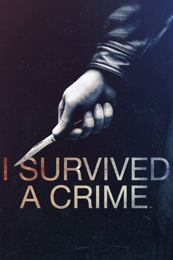 I Survived a Crime Poster