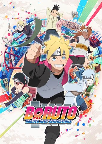 Watch Boruto: Naruto Next Generations