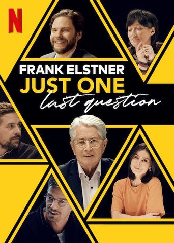 Frank Elstner: Just One Last Question Poster