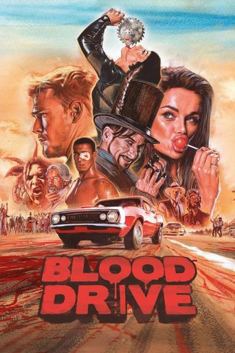 Watch Blood Drive