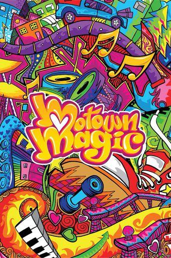 Motown Magic Poster