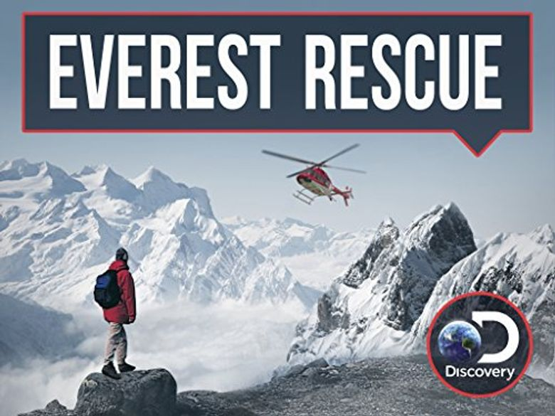 Everest Rescue Poster
