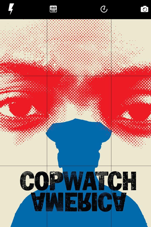 Copwatch America Poster