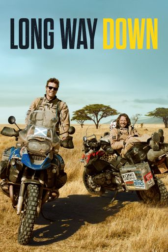 Long Way Down Poster
