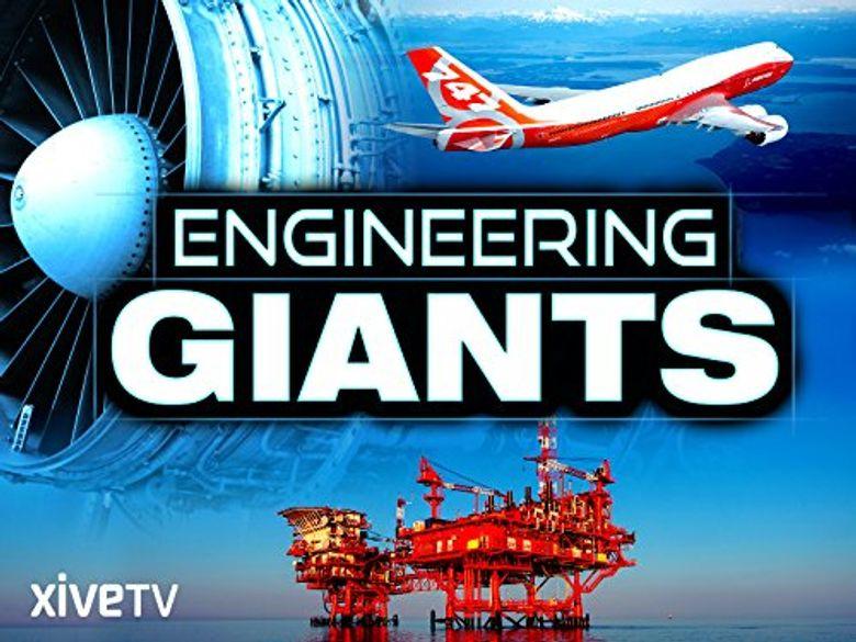 Engineering Giants Poster