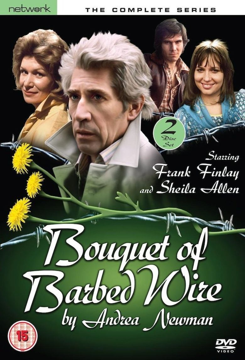Bouquet of Barbed Wire Poster
