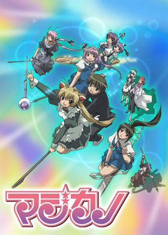 Magikano Poster