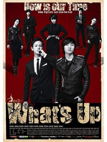 What's Up? Poster