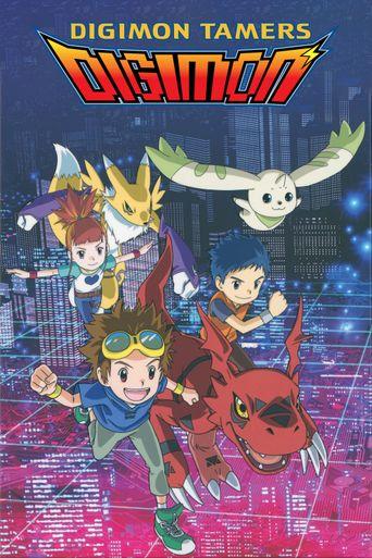 Digimon Tamers Poster