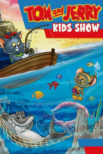 The Tom & Jerry Kids Show Poster