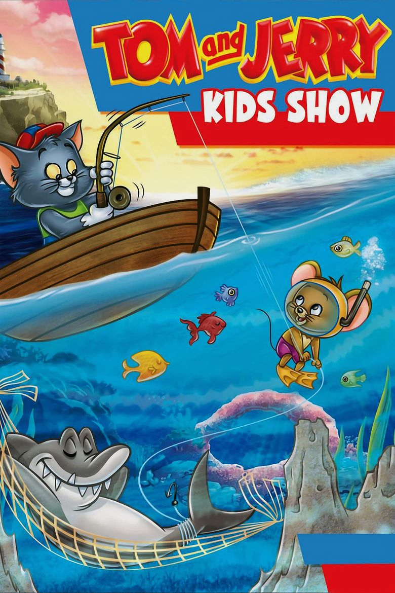 Tom & Jerry Kids Show Poster
