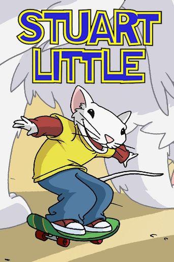 Stuart Little: The Animated Series Poster