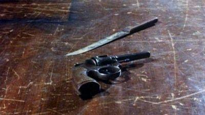 Season 04, Episode 07 Homicide - Cigarette Butt