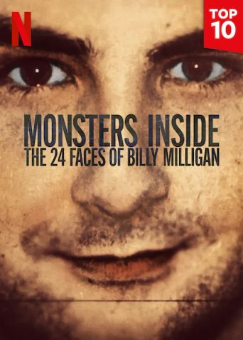Monsters Inside: The 24 Faces of Billy Milligan Poster