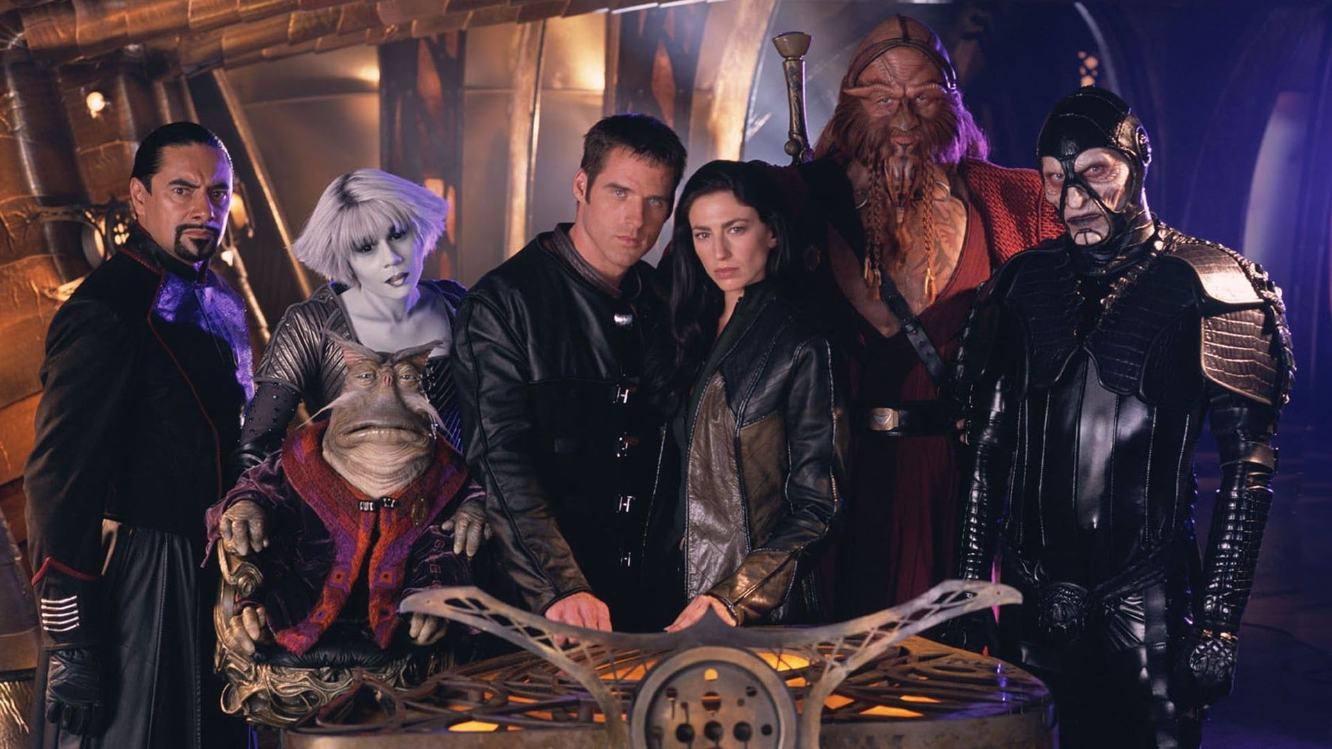 Farscape Watch Episodes On Prime Video Or Streaming Online