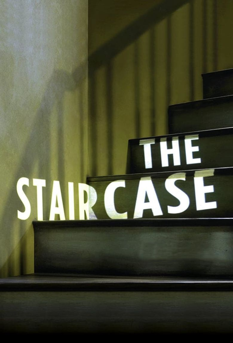 Beautiful The Staircase Poster