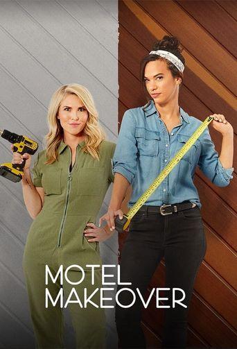 Motel Makeover Poster