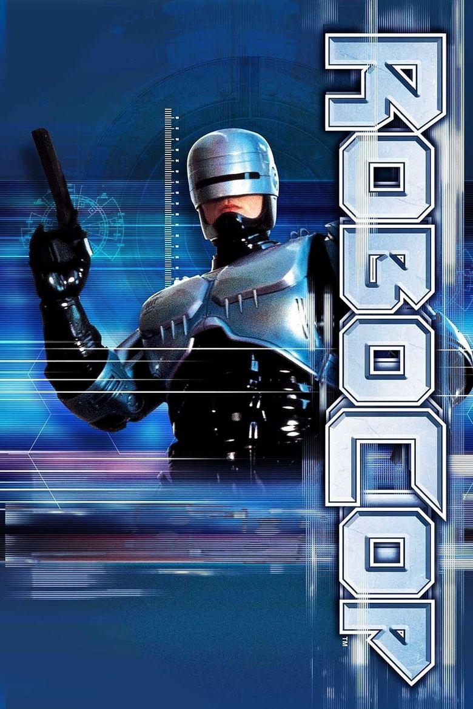 RoboCop: The Series Poster