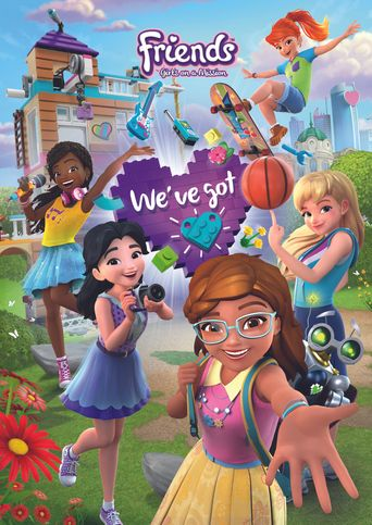 LEGO Friends: Girls on a Mission Poster