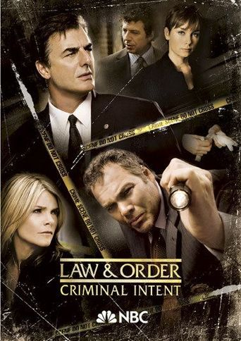 Watch Law & Order: Criminal Intent